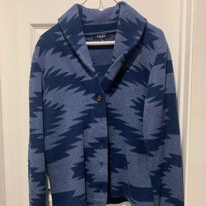 Chaps Aztec Sweater